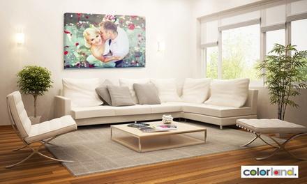 Od 4,99 zł: fotoobrazy Premium – Twoje ulubione zdjęcie na prawdziwym płótnie z Colorland.pl (do -96%)