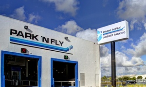 15% Off Airport Parking at Park'N Fly at Park'N Fly, plus 6.0% Cash Back from Ebates.