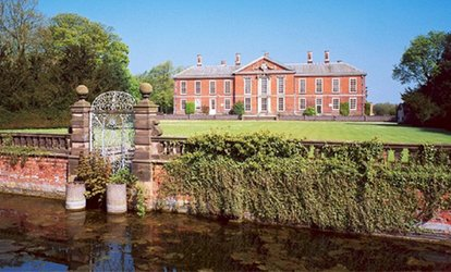 image for Wedding Package with Bridal Suite, Drinks for 50 Day Guests and 100 Evening Guests at Bosworth Hall Hotel (36% Off)