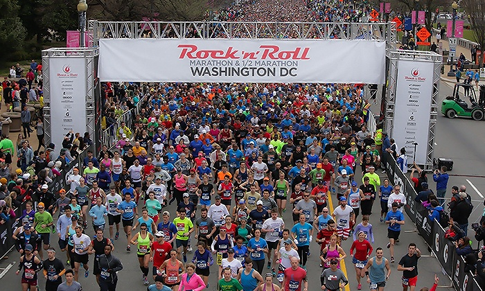 United Airlines Rock N Roll DC Marathon Up To 32 Off