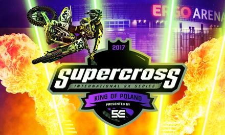 Od 49 zł: bilet na imprezę Supercross: King of Poland – międzynarodowe zawody w supercrossie (do -37%)
