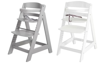 Kids' Highchair with Steps
