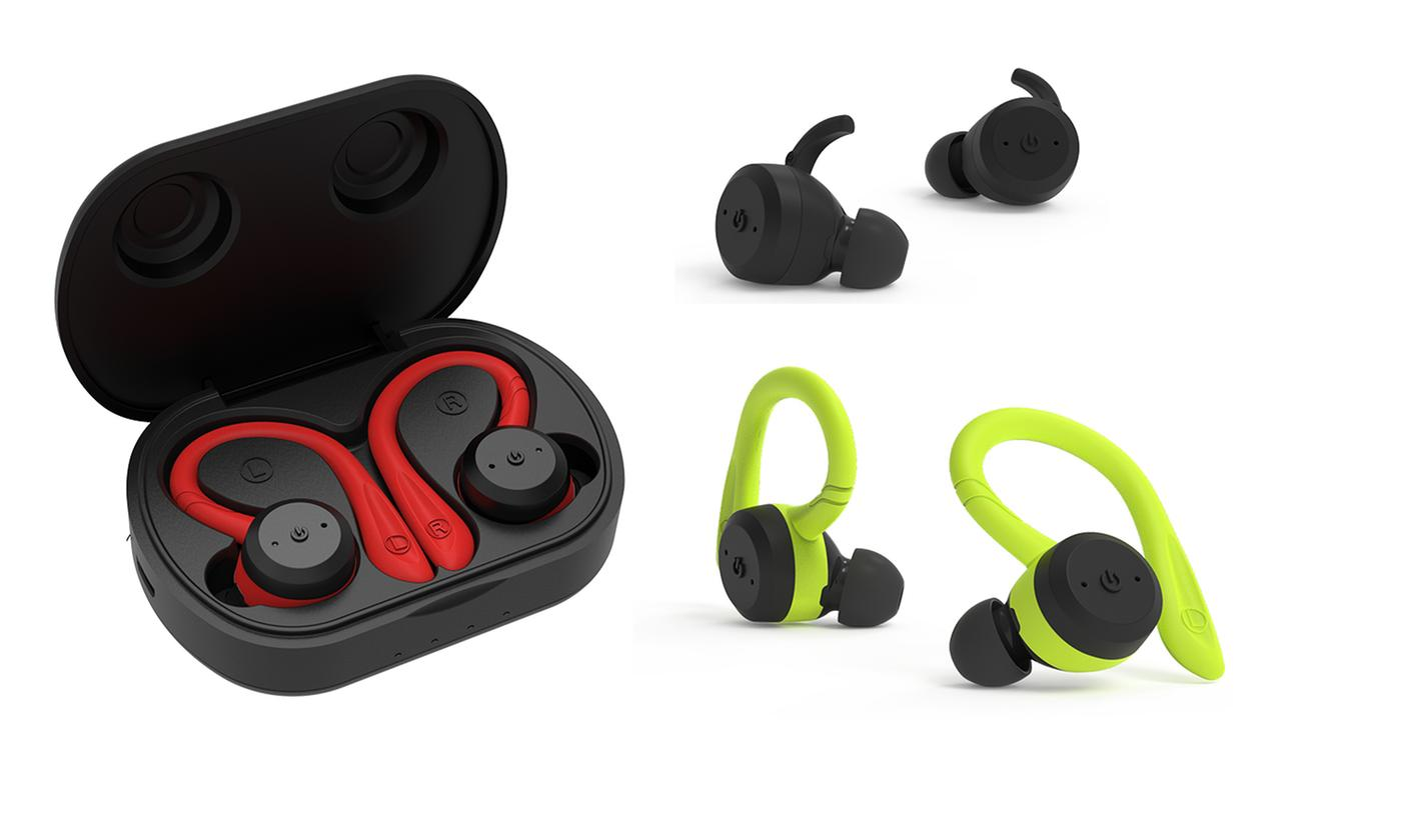 Soundflow i18 Bluetooth Earbuds with Charging Case With Free Delivery