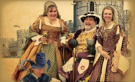 Annual Oklahoma Renaissance Festival on Sat., Apr. 30 and Sun., May 1: 1 Child Admission - The Castle of Muskogee in Muskogee