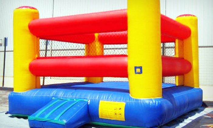 Creative Events & Rentals - Ft. Myers Villas: $89 for a 24-Hour Bounce-House Rental from Creative Events & Rentals (Up to $250 Value)