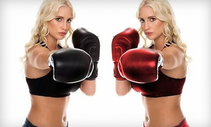 Hammer Time Fitness - Town Of New Port Richey: $34 for 10 Core Boxing Classes at Hammer Time Fitness in New Port Richey ($100 Value)