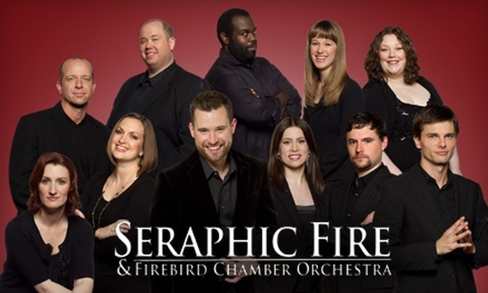 "Seraphic Fire - Yankee Hill: $17 for One General-Admission Ticket to ""This is Seraphic Fire"" on January 22"