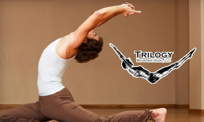 Trilogy Movement Studio - Oakwood: $25 for Five Gyrokinesis Fitness Classes at Trilogy Movement Studio ($75 Value)