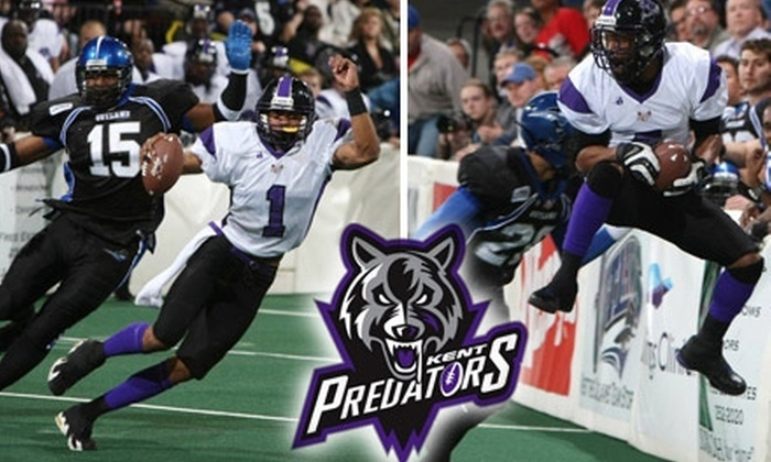 Kent Predators - Kent: Tickets to the Kent Predators vs. Tri-Cities Fever on Friday, June 4, at 7:30 p.m. Choose from Five Seating Options.