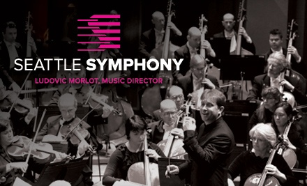 Seattle Symphony presents the Five-Concert Discover Music Series at Benaroya Hall: Reserved Seating for 1 Child - Seattle Symphony in Seattle