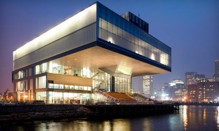 Institute of Contemporary Art - South Boston: $45 for a Yearlong Dual or Family Membership to the Institute of Contemporary Art ($95 Value)