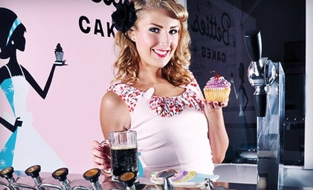Bettie's Cakes' Skydeck Bus - Bettie's Cakes' Skydeck Bus in