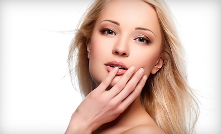 1-Hour Customized or Pumpkin-Enzyme Facial and Eyebrow Shaping (a $60 value) - New Perspective Salon & Spa in Columbus