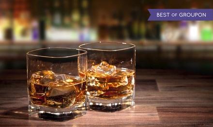 2,5 Std. Gin-, Whisky- oder Wodka-Tasting für 1 oder 2 Personen bei Roter Jäger Betriebs GmbH (42% sparen*)