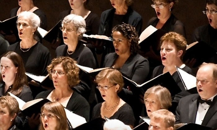 Richmond Symphony - City Center: One Ticket to the Richmond Symphony's Performance of Altria Masterworks on Saturday, May 21 or Sunday, May 22. Four Options Available.