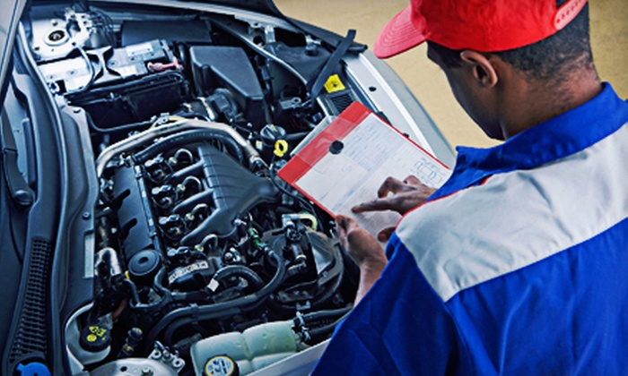 Precision Autoworks - Pineview: Oil-Change Package or 2.5 Hours of Labour Services at Precision Autoworks (Up to 74% Off)