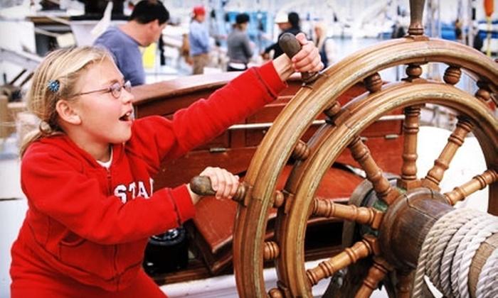 Santa Barbara Maritime Museum - Waterfront: $25 for a One-Year Family or Individual Membership to Santa Barbara Maritime Museum (Up to $55 Value)