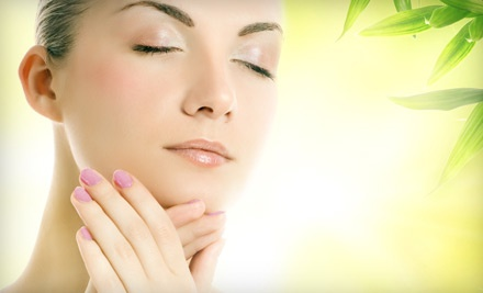 Facial or a Mani-Pedi - Chrysanthy's Salon and Spa in Hillside