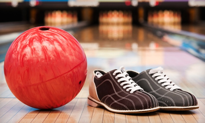 Astoria Bowl - Ditmars Steinway: Bowling With Shoe Rental for One, or Bowing With Shoe Rental, Snacks, and Soda for Two at Astoria Bowl in Astoria