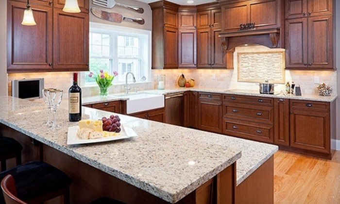 CounterEdge  - Davis Square: $250 for $500 Toward Kitchen Countertop Material, Delivery, and Installation from CounterEdge
