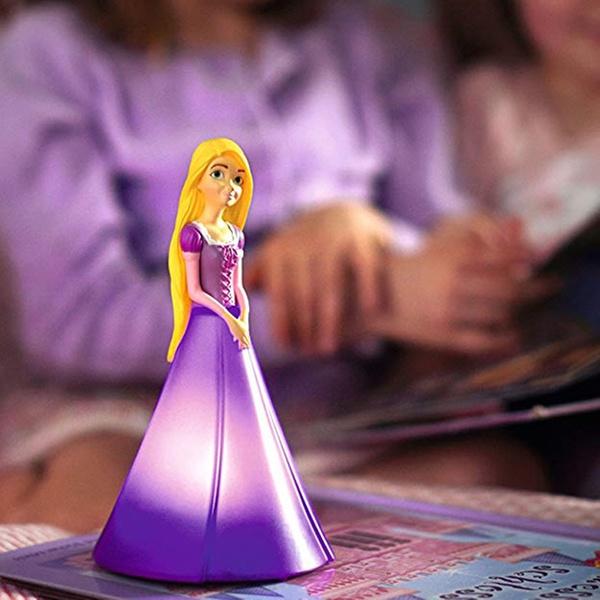 Disney Led Princesse Raiponce Philips Veilleuse De Y7ybf6g