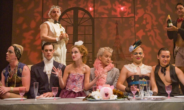 "WSC Avant Bard - North Rosslyn: $27 for One Ticket to ""Happy Days"" at Arisphere's Black Box Theatre Plus Brunch at The Palomar in Arlington ($54 Value)"