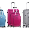 Set 3 valises PC cadenas TSA