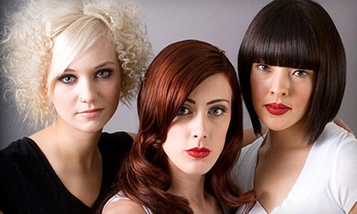 Blü a Salon - Portland: $20 for $40 Worth of Hair Services at Blü a Salon