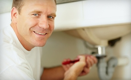 TCP Company: $81 Groupon for Plumbing and Drain Services - TCP Company in
