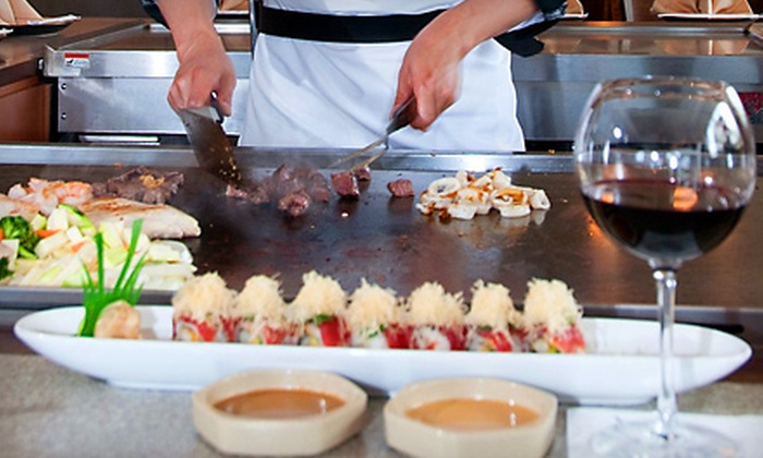 Feng Shui - Chelmsford: $10 for $25 Worth of Hibachi Fare and Sushi at Feng Shui in Chelmsford