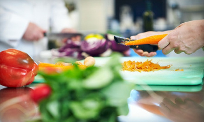 Cook Gourmet Inc. - Lorne Park: $49 for a Two-Hour Cooking Class at Cook Gourmet Inc. in Mississauga ($108 Value)