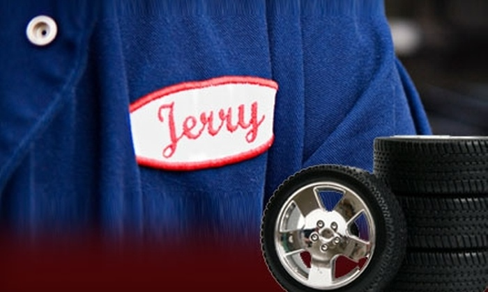 Jerry's Performance Auto - Webster: $12 for an Oil Change and 27-Point Inspection at Jerry's Performance Auto in Webster ($28.95 Value)