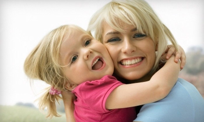 Smile Generation - Multiple Locations: $29 for Cleaning, Exam, X-rays, and Professional Take-Home Teeth-Whitening Kit at Smile Generation (Up to $653 Value). Choose from Three Locations.