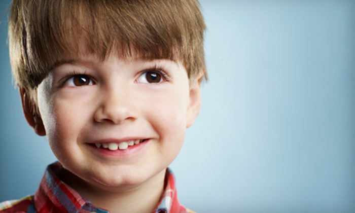 Healthy Teeth 4 Kids - Clarks Summit: $59 for a Kids' Dental-Exam Package with Cleaning, X-rays, and Fluoride Treatment at Healthy Teeth 4 Kids ($292 Value)