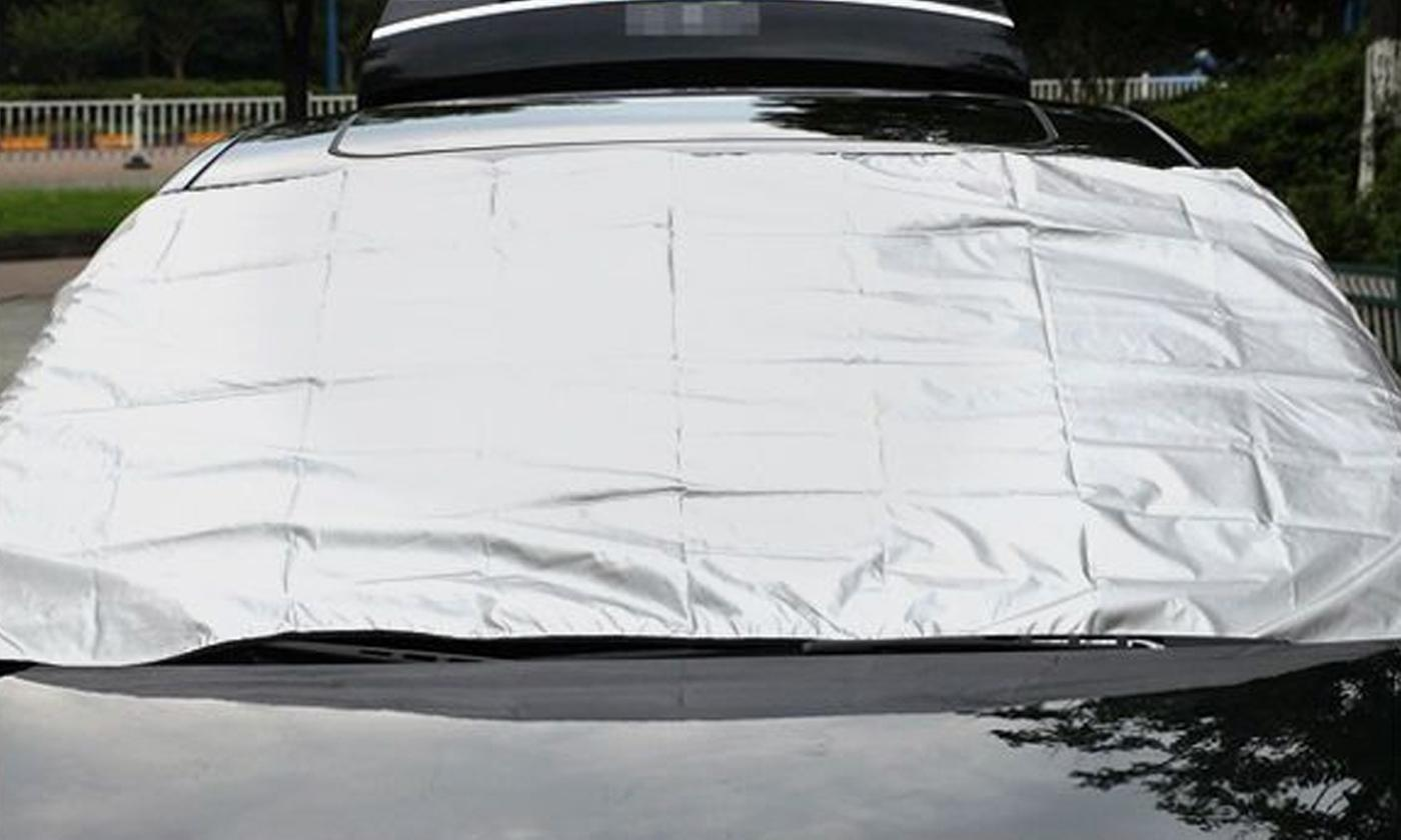 One, Two or Three Car Windscreen Covers
