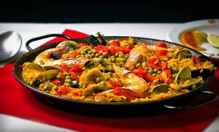 Spanish Dinner for Two  - Tasca De Espana in Miami