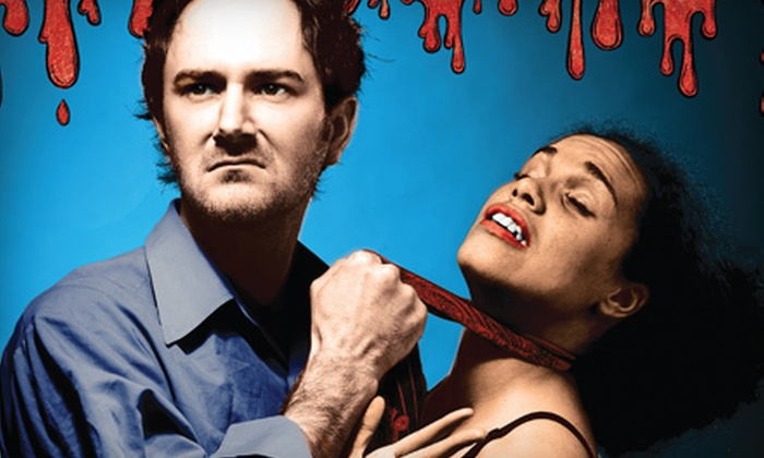 """A Bucket of Blood"" - Crossroads,Downtown,Hospital Hill: Tickets, Popcorn, and Drinks for Two to See ""A Bucket of Blood"" at The Living Room (Up to 52% Off)"