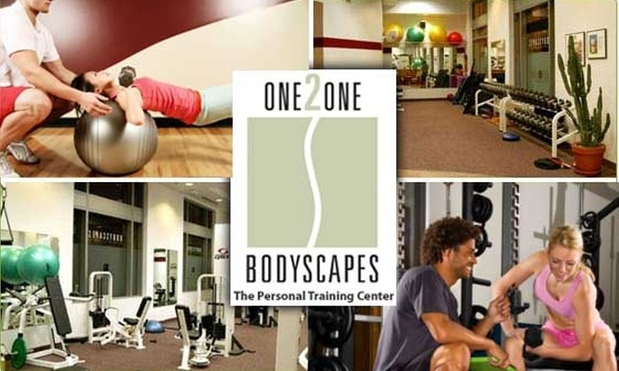 One2One Bodyscapes - Boston: 78% Off Personal Training at One2One Bodyscapes
