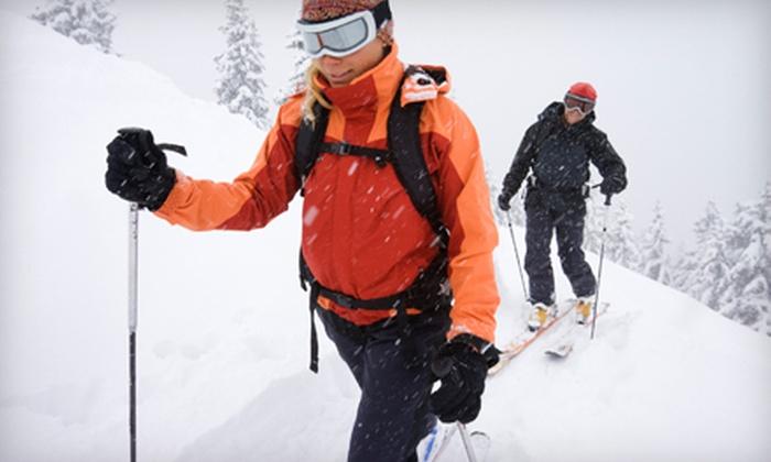 Vélos des Ronds-Points - District Wright - Parc - de - la - Montagne: Regular, Intermediate, or Supreme Cross-Country Ski Waxing at Vélos des Ronds-Points in Gatuneau (Up to 53% Off)