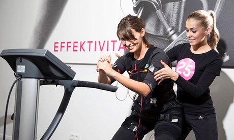 EMS-Personal-Training inkl. Leihbekleidung bei 25MINUTES München