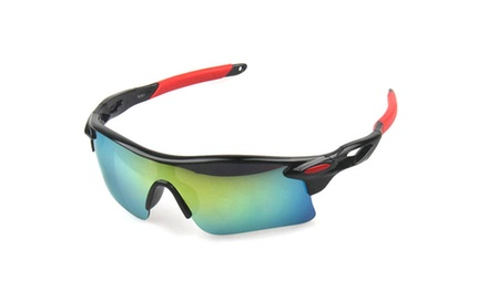 One, Two, or Three Pairs of Tour de France Ultra Stylish Sporty Sunglasses (Up to 88% Off)