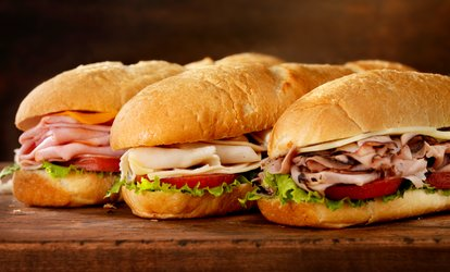 image for Deli Food for Dine-In or Carryout at Ebner Custom Meats (Up to 40% Off). Two Options Available.