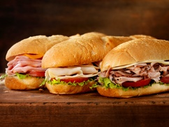 Ebner Custom Meats: Deli Food for Dine-In or Carryout at Ebner Custom Meats (Up to 40% Off). Two Options Available.