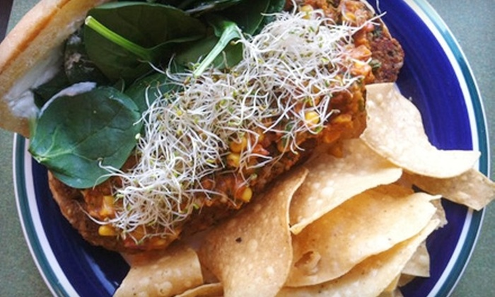 Riverwest Co-op and Café - Milwaukee: $7 for $15 Worth of Organic Vegan and Vegetarian Cuisine at Riverwest Co-op and Café