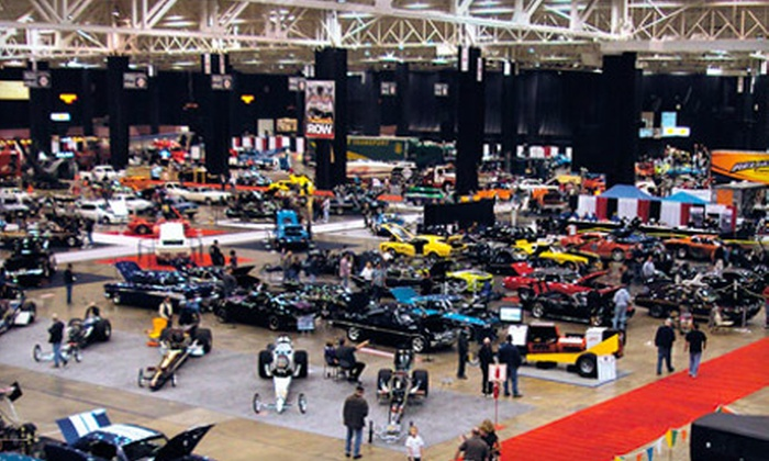 Piston Power Show - Cleveland: $7 for One Ticket to the I-X Piston Power Show at the I-X Center on September 30 (Up to $15 Value)