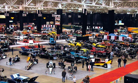 Piston Power Show at the I-X Center on Fri., Sept. 30 at 3PM: General Admission (Ages 7 and Up) - Piston Power Show in Cleveland