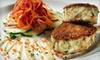 H2O Beach Bar and Grill - Northeast Virginia Beach: Classic American Meal for Two or Four at H2O Beach Bar and Grill in Virginia Beach (Up to 62% Off)