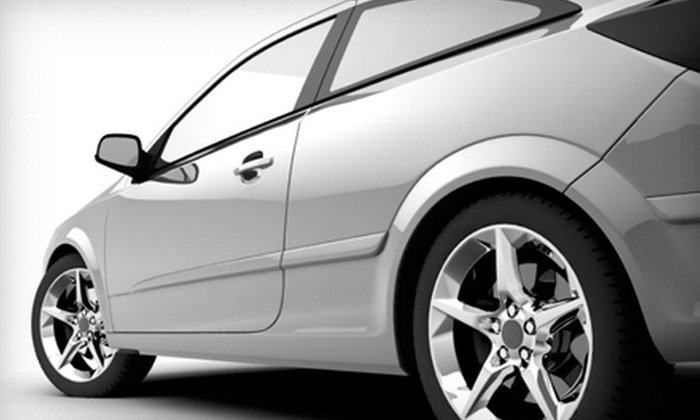 Pony Express Car Wash - Winter Gardens: Three Automated Washes or One Exterior Detail at Pony Express Car Wash in Lakeside (Up to 55% Off)