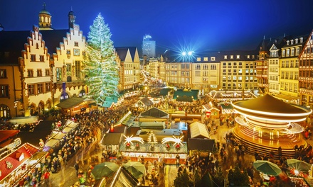 ✈ German Christmas Markets: 2 or 3 Nights with Flights at a Choice of Cities and Hotels*