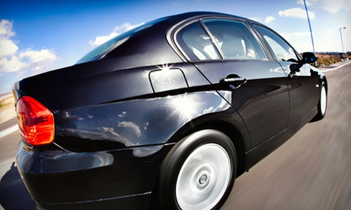Dent Wizard - Wilburton: $69 for Paintless Dent Removal for a Quarter-Size Ding at Dent Wizard in Bellevue (Up to $149 Value)